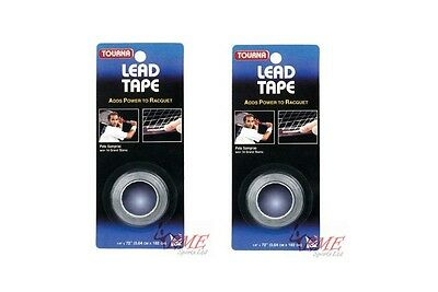 Tourna Lead Tape Roll **Two Packs Included**