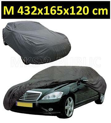 Medium Full Car Cover Uv Protection Waterproof Outdoor Indoor Breathable 00992