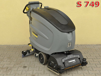 Walk-behind Scrubber Dryer KARCHER B 60 W DOSE R55 WARRANTY / 3100£ 0% TAX
