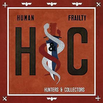 Hunters and Collectors - Human Frailty (VINYL ALBUM)
