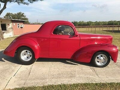 1941 Willys Coupe  1941 Willys Street Rod