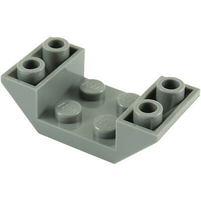 Free P/&P - Select Colour Pack of 2 LEGO 4871 4X2 Slope Inverted 45 Double