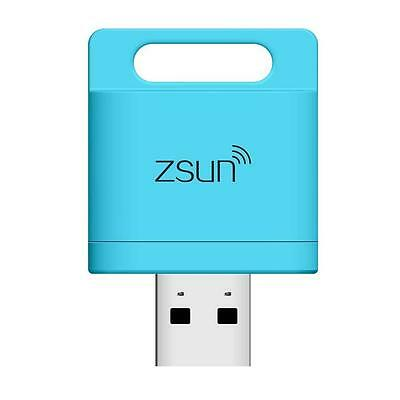 ZSUN Wifi Flash Micro SD USB 2.1 Smart TF Card Reader For Phone Tablet Pad L N&