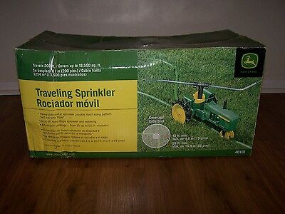 John Deere 4010 Tractor Lawn Sprinkler Brand New Out of Production *RARE*