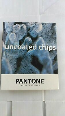 Pantone Solid Chips/Uncoated