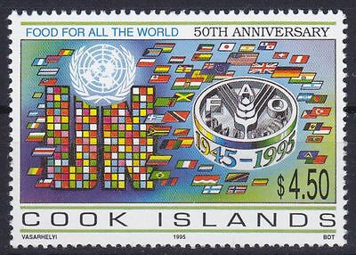 Cook Islands Mi-Nr. 1441 **, 50 Jahre Welternährung / Food For All The World