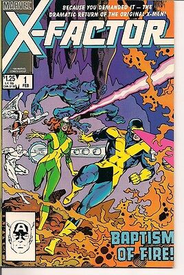 X-Factor #1 by Marvel Comics