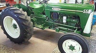 """Oliver 550 - Very Nice - Complete Orginal Condition 1958 - """"nicest One Alive"""""""