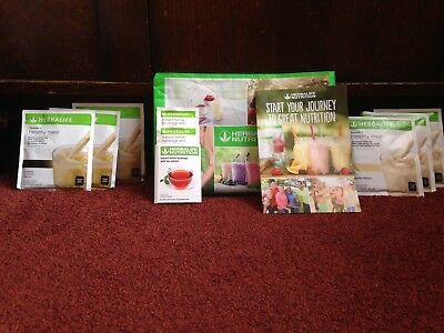 Herbalife Starter Shakes & Thermo Tea  Trial Pack  Weight Loss For 3/6 Days