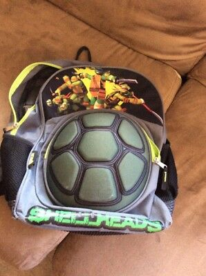 Boys Backpack School Ninja Turtles