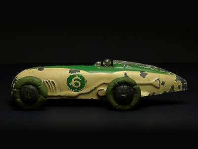 Racing Car • Dinky Toys 23a (England 1935–1941) 2nd casting Type 3