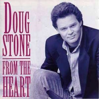 New: Stone,Doug: From the Heart  Audio Cassette