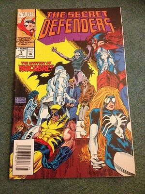 The Secret Defenders #3