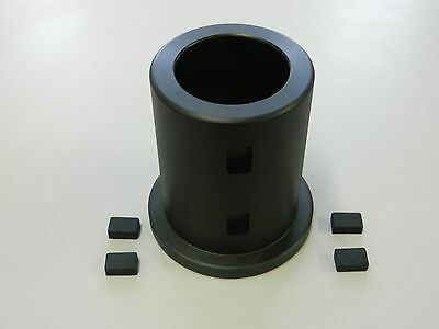 Petrol Post Driver Star Picket Farm Fencing Sumo Reducer Insert For 82Mm Sumo
