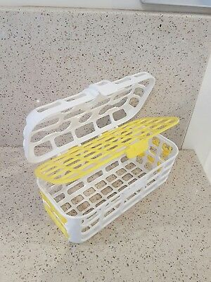 dishwasher organizer for bottles teats etc