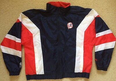 Vintage Nutmeg Mills 1990's New York Yankees Baseball Jacket - Mens XL