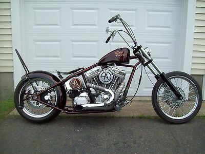 """2007 Custom Built Motorcycles Chopper  2007 Counts Kustoms built by Danny AKA """"The Count"""" one of a kind Custom Chopper"""
