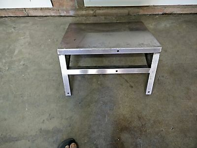 Commercial Stainless Steel Prep Table Attachment