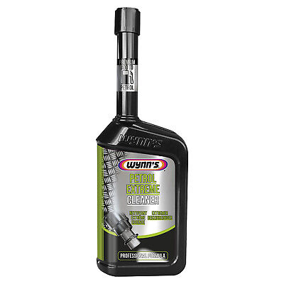 Wynn's Petrol Cleaner 3 Extreme Kraftstoff Reiniger Additiv 500ml // Wynns 29792