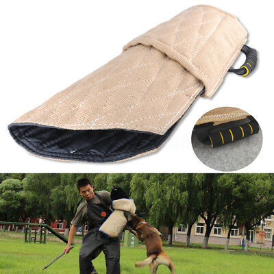 Obedience Training Dog Bite Sleeve Arm Protection For Working Police Young Dogs