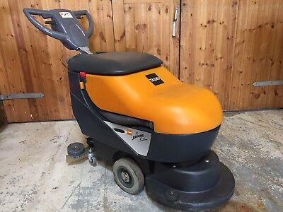 Taski Swingo 450b Scrubber Dryer