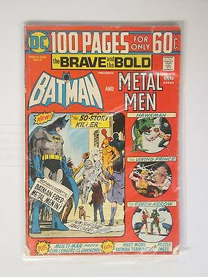 L17600C0817 - Brave and the Bold (Batman) 113, 130, 139 & 143 comic books