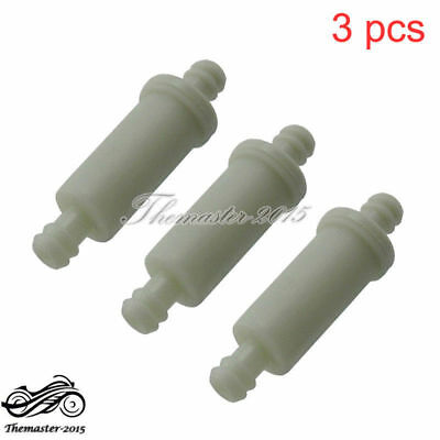 3x Oil Filter For Polaris Small In line Fuel Gas Gasoline Filter 2530009 2670071