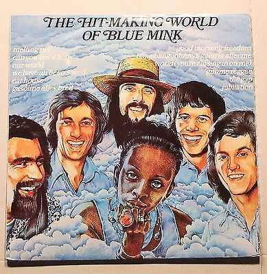 Blue Mink / The Hit Making World Of Blue Mink 1975 Gull Records