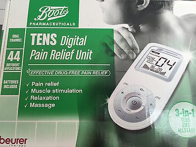 Tens Digital Pain Relief Unit