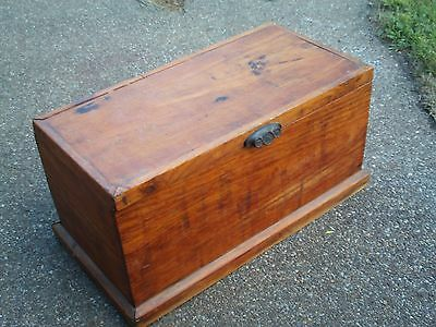 Vintage pine box - local pick up only