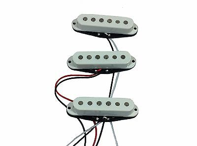 Alnico 5 rods / poles Stratocaster single coil pickup set or individuals