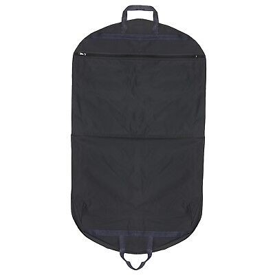 """MOSCOW Black Nylon Travel Men Suit Carriers - 24"""" x 42""""   - 48 Hours Delivery"""