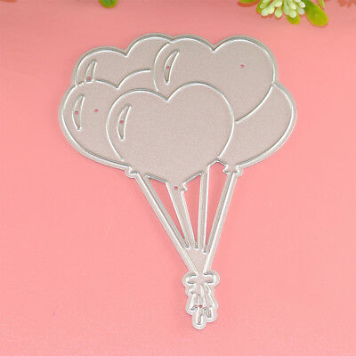 Metal Balloon Cutting Dies Stencils For DIY Scrapbooking Photo Album Paper Card