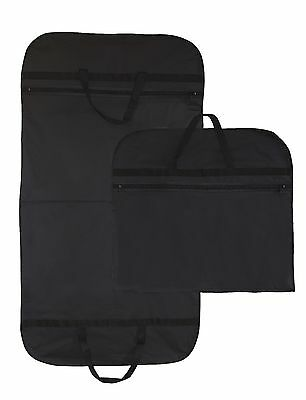 Hoesh Waterproof Breathable Cotton Dress Suit Carrier Cover Garment Travel Bags
