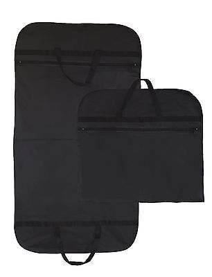 Hoesh Waterproof Breathable Cotton Travel Dress Suit Carrier Cover Garment Bags