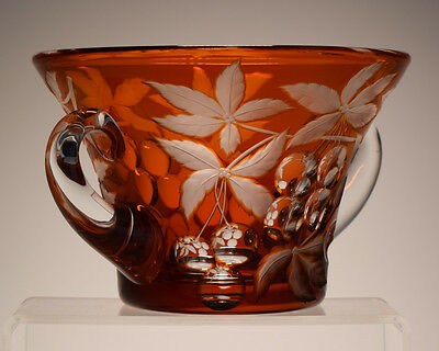 Baccarat Two Handled Limited Edition Vase
