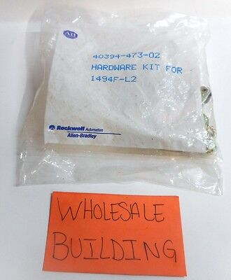 Allen Bradley, Hardware Kit For 1494F-L2, 40394-473-02