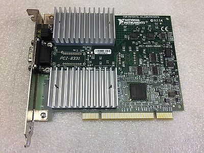 National Instruments PCI-8331 PCI Link Card