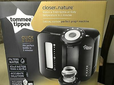 Prep machine tommee Tippee, Special edition Black Edition , Brand New , Unopened