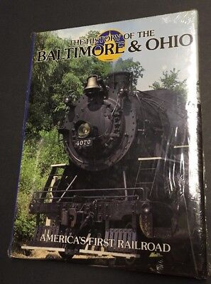 The History of the Baltimore & Ohio Timothy Jacobs 1998