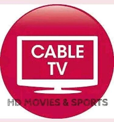 Cable HD 12 Month FREE Gift Warranty MONEY BACK GUARANTEE