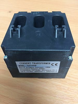 Rayleigh TAS242EW Three Phase Moulded Case Current Transformer 3X 200/330mV CL1
