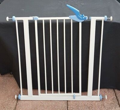 Lindam Easy Fit Pressure Fit Safety Gate - 76-82 Cm - White