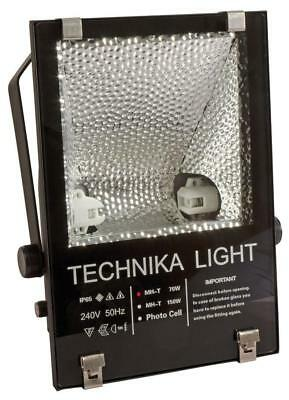 Special Offer Commercial 70w Metal Halide Floodlight with Photocell Dusk to Dawn