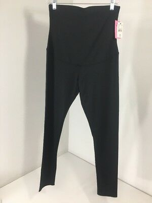 Jessica Simpson Women's New Mom Shaper  Pant Black Large Nwt $39