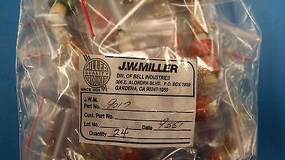 (1 PC) 9017 JW MILLER Adjustable Wide Range Inductor 30.0-105.0 mH