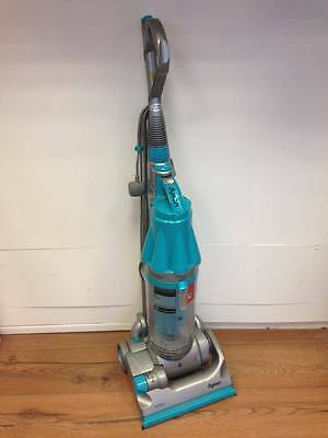 Dyson Dc07 - Blue All Floors - Upright Vacuum Cleaner *serviced & Ready To Use!*