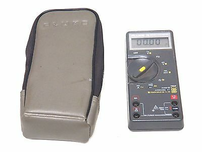 Fluke 79 Series II Multimeter  ....................................(1-5-1)