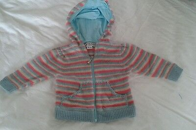 Baby girl Ted Baker cardigan aged 3months