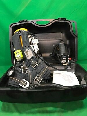 Survivair Panther Lp30 Scba & Super Pass Ii Self Contained Breathing (Ss2016129)